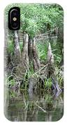 Cypress Knees  IPhone Case