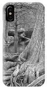 Cypress Trees I V IPhone Case