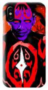 Dark Obamatar IPhone Case