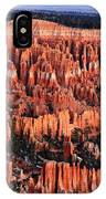 Dawn In Bryce Canyon IPhone Case