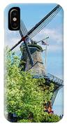 De Zwaan Windmill IPhone Case