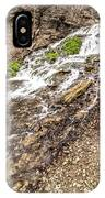 Decorah Iowa Waterfall IPhone Case