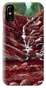 Deepwoods Cascade IPhone Case