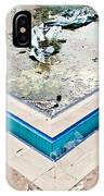 Derelict Swimming Pool IPhone Case