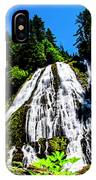 Diamond Creek Falls IPhone Case
