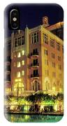 Don Cesar Beach Resort Hotel IPhone Case