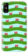 Double Decker Bus IPhone Case