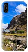 Drass Village Kargil Ladakh Jammu And Kashmir India IPhone Case