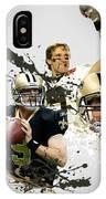 Drew Brees Saints IPhone Case