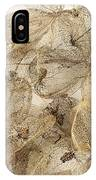 Dried Fruits Of The Cape Gooseberry IPhone Case