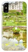 Dunrobin Castle Reflected IPhone Case