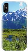 Eagle River- Alaska IPhone Case