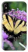 Eastern Tiger Swallowtail Butterfly 2015 IPhone Case