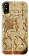 Egyptian Relief IPhone Case
