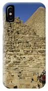 Egypt's Pyramids Of Giza IPhone Case