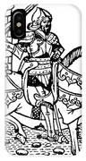 El Cid Campeador (c1040-1099) IPhone Case
