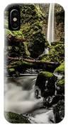 Elowah Falls IPhone Case