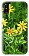Engleman Daisy IPhone Case