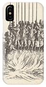 Entry Of Monseigneur Henry De Lorraine, Marquis De Moy, Under The Name Of Pirandre IPhone Case