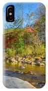 Everett Covered Bridge  IPhone Case