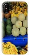 Exotic Fruit Market IPhone Case