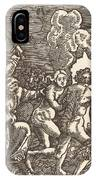 Expulsion From Paradise IPhone Case
