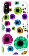 Eyes Watching You IPhone Case