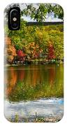 Fall In Pennsylvania IPhone Case