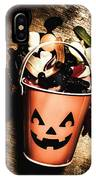 Fall Of Halloween IPhone Case