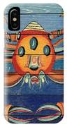 Fanciful Sea Creatures-jp3825 IPhone Case
