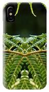 Fern Panorama IPhone Case