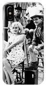 Film: The Misfits, 1961 IPhone Case