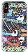 Fish Culture IPhone Case