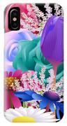 Flowers 6 IPhone Case