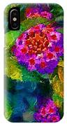 Flowers Confusion IPhone Case
