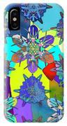 Flowers IPhone X Case