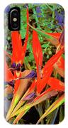 Flowers Of Paradise IPhone Case