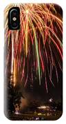 Fourth O' July IPhone Case by Tyson Kinnison