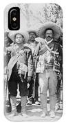 Francisco Pancho Villa IPhone Case