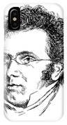 Franz Schubert (1797-1828) IPhone Case