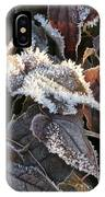 Frost-lined IPhone Case