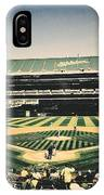 Game Day In Oakland IPhone Case