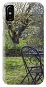 Garden In Spring IPhone Case