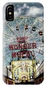 Gate Of Wonder IPhone Case