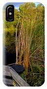 Gator Lake IPhone Case
