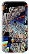 Geometric Abstract 1 IPhone Case