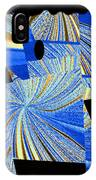 Geometric Abstract 2 IPhone Case
