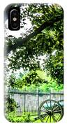 Gettysburg National Cemetery IPhone Case