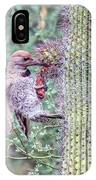 Gilded Flicker 4167 IPhone Case