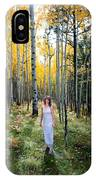 Goddess Walk IPhone Case